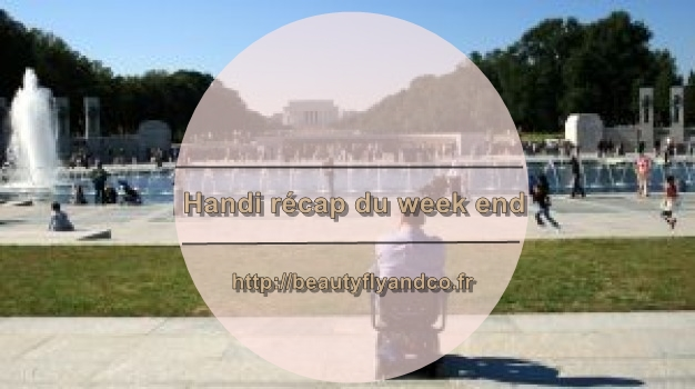 Handi récap du week end
