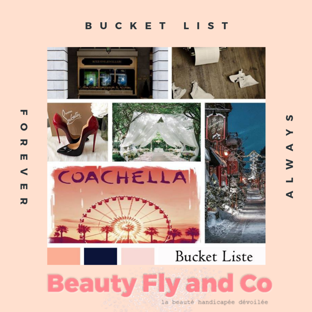 Bucket list via @La blogo qui déchire
